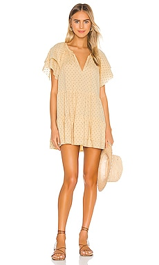 Eloise Mini Dress Cleobella $168