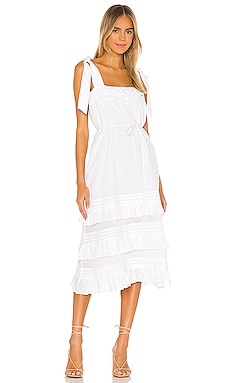 Zane Midi dress Cleobella $188