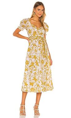 Fresia Midi Dress Cleobella $208 BEST SELLER