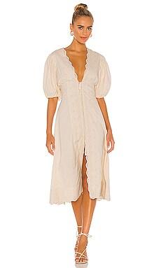Shiloh Midi Dress Cleobella $208
