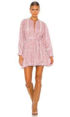 Lennox Mini Dress Cleobella $208 NEW