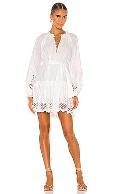 Lucine Mini Dress Cleobella $228 NEW