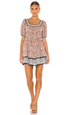 Gabriella Mini Dress Cleobella $198 NEW