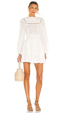 Berit Mini Dress Cleobella $208 NEW