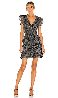 Rachelle Mini Dress Cleobella $188 NEW