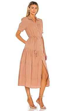 Peyton Ankle Dress Cleobella $228