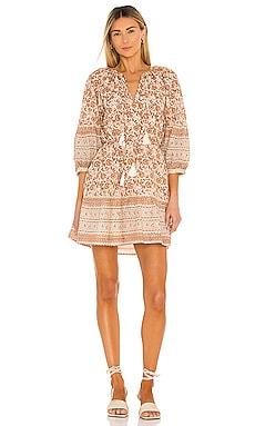 Rosy Mini Dress Cleobella $198