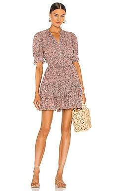 Madelyn Mini Dress Cleobella $218 NEW