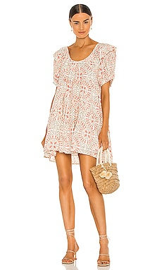 Ferris Mini Dress Cleobella $188 NEW