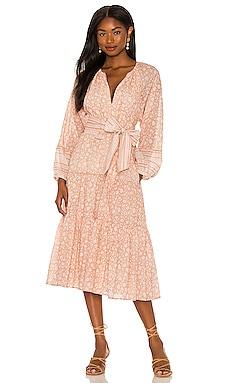 Kala Midi Dress Cleobella $208 Sustainable
