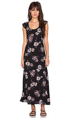 Cleobella Windsor Maxi Dress in Watercolor