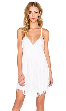 Cleobella Stevie Mini Dress in White