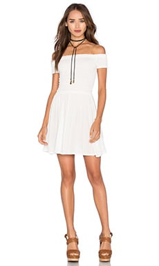 Cleobella Dylan Dress in Ivory