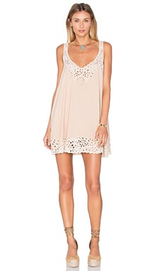 Cleobella Maya Dress in Blush