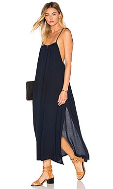Cleobella Mel Dress in Navy
