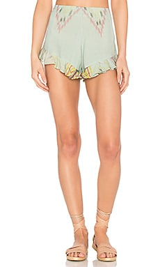 Marcelle Shorts in Jade