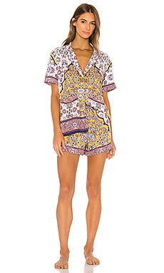 Short Pajama Set Cleobella $101