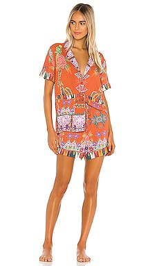 Short Pajama Set Cleobella $168 NEW ARRIVAL