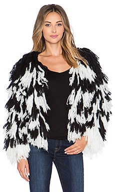 Cleobella Mitchell Cardigan in Black
