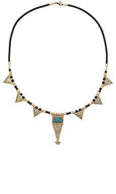 Cleobella Dalia Necklace in Gold