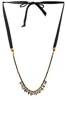 Cleobella Hazel Necklace in Brass