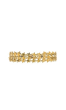 Sarafina Bracelet in Brass