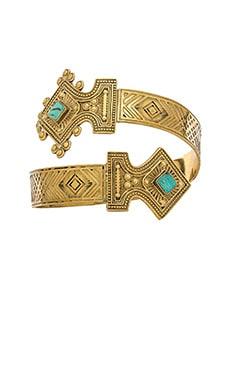 Cleobella Zana Bracelet in Brass