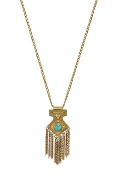 Cleobella Mara Necklace in Brass
