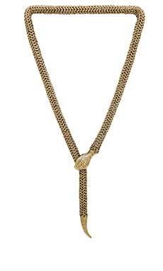 Cleobella Cecille Necklace in Brass