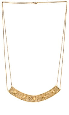 Cleobella Johanna Necklace in Gold