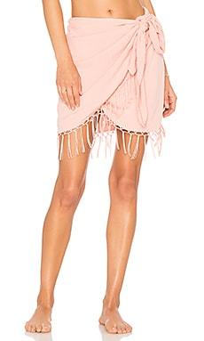 Camila Wrap Skirt Cleobella $118