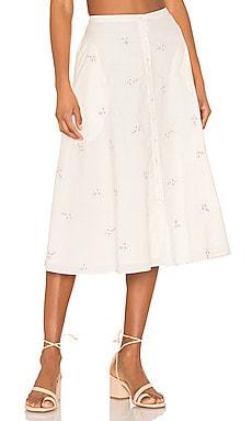 Tasha Midi Skirt Cleobella $39 (FINAL SALE)