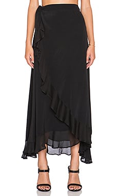 Cleobella Inka Maxi Skirt in Black