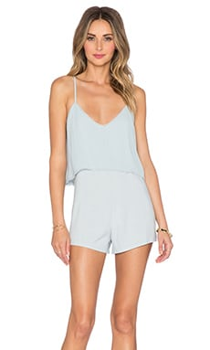 Cleobella Kareena Romper in Blue
