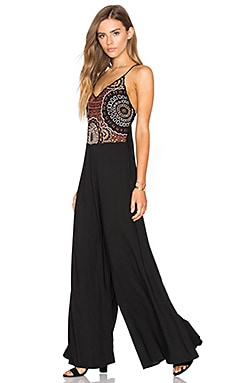 Gianna Jumpsuit in Black