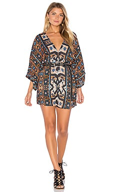 Paris Romper in Kilim