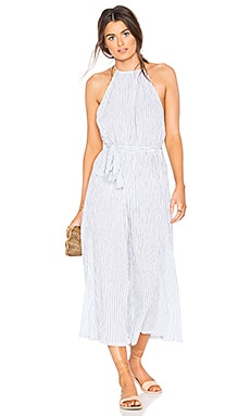 Lois Jumpsuit in Trinidad Stripe