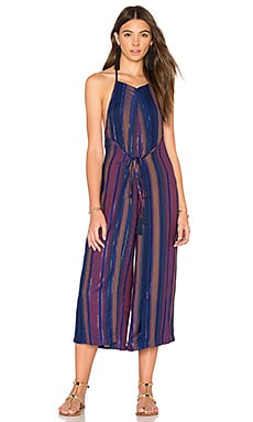 Luma Jumpsuit in Alma Mia