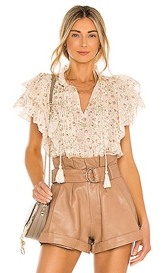 Katy Blouse Cleobella $158 NEW
