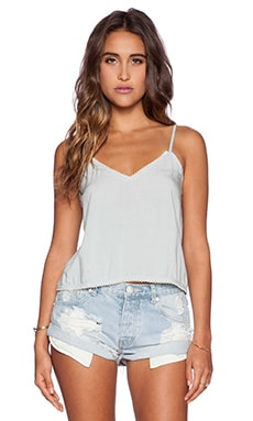 Cleobella Whisper Tank in Blue