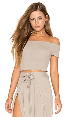 Faine Crop Top