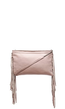 Cleobella Joplin Chain Crossbody in Champagne