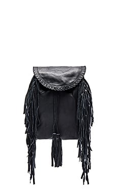Hendrix Backpack en Noir