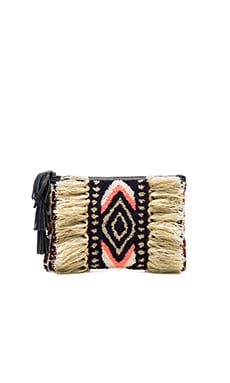 Oaxaca Clutch in Indig
