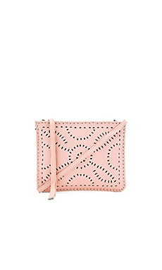 Cleobella Mexicana Crossbody Bag in Mauve