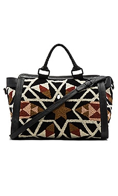 Eryn Travel Bag en Noir