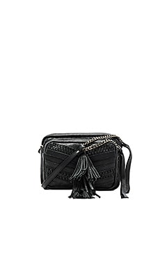 Hepburn Crossbody in Black
