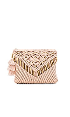Sevigny Clutch in Blush