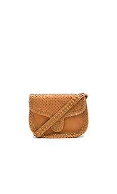 Phoebe Medium Crossbody Bag in Tan