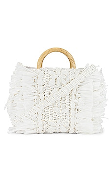 X REVOLVE Capri Bag Cleobella $198